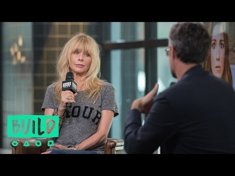 Rosanna Arquette Discusses YouTube's