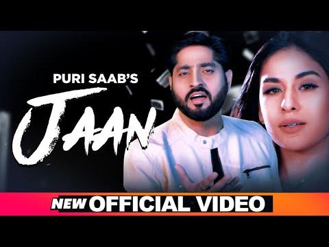 Jaan (Official Video) | Puri Saab | Satta Kotli Wala | Rupin Kahlon | Latest Punjabi Songs 2020