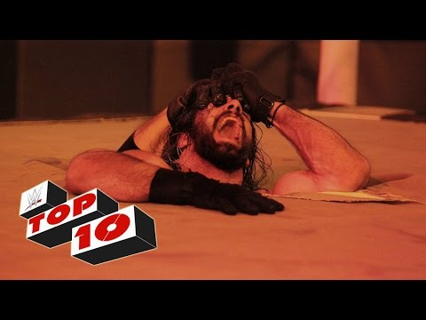 Thumbnail: Top 10 Raw moments: WWE Top 10, September 21, 2015