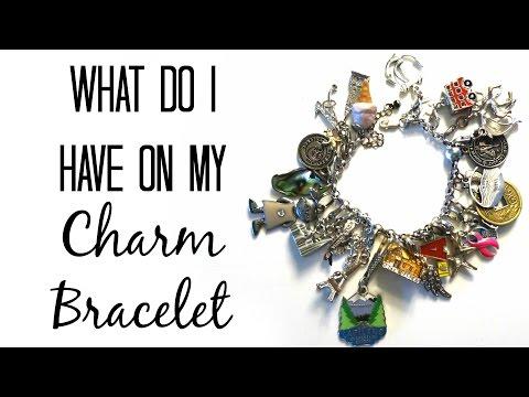 What's on my Charm Bracelet? | Angel Curse