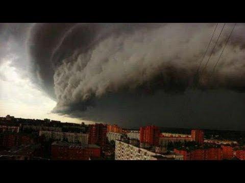4.06.17 СМЕРТЕЛЬНЫЙ УРАГАН на Урале, такого еще не было, ураган-убийца продолжает шествие по России