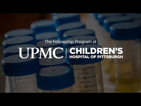 Hematology/Oncology Fellowship | Children's Hospital Pittsburgh