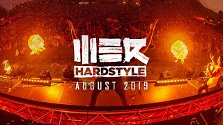 """Brennan Heart presents WE R Hardstyle August 2019 (Aftershock & LXCPR """"Kings Of Fire"""" Take Over)"""