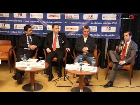 Conferinta ANISP - Netcity - Valentin Mircea, Vicepresedinte Consiliul Concurentei