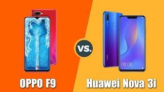 Speedtest Oppo F9 vs Huawei Nova 3i: Helio P60 đối đầu Kirin 710