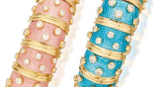 Frank's Files At Home: Cuffs, Bangles and More Beautiful Bracelets