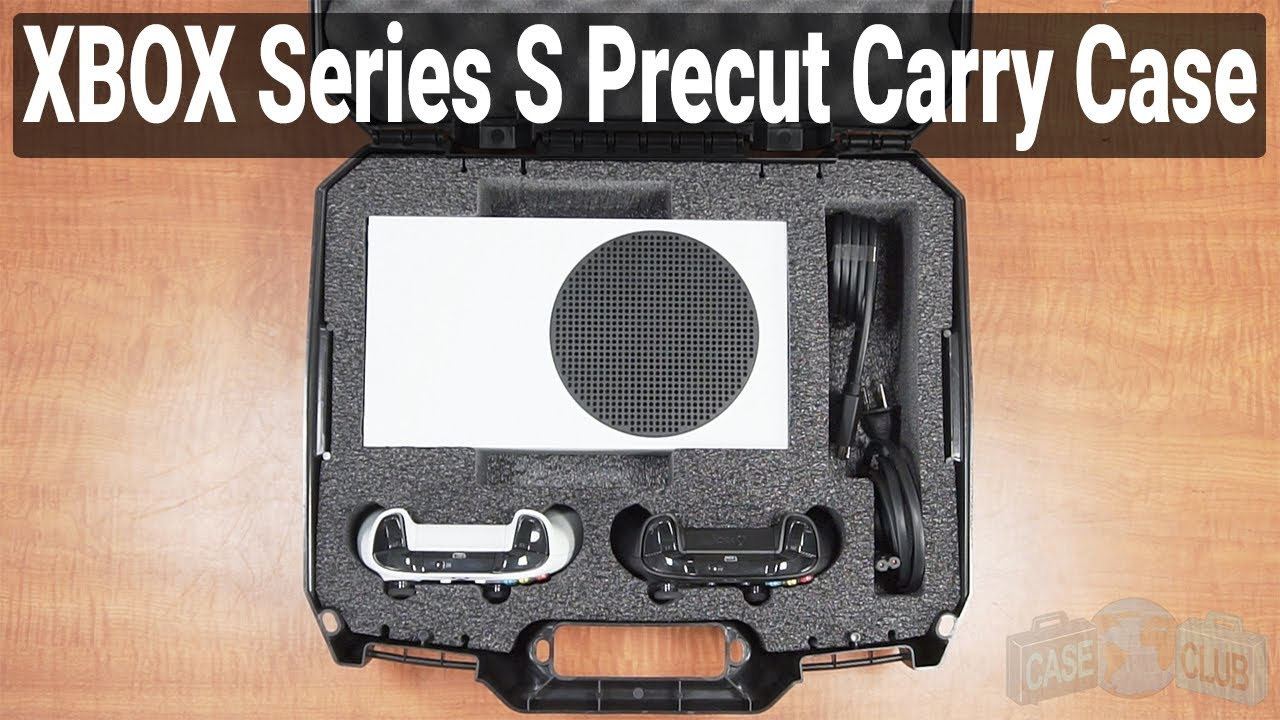 Xbox Series S Carry Case - Video