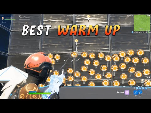 Warm Up Course Fortnite