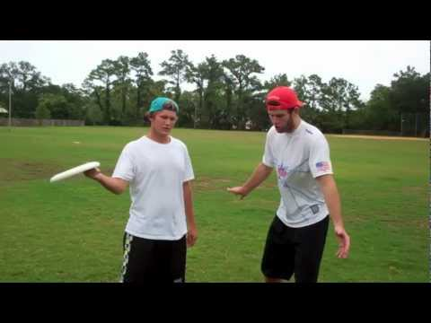 How To Mark In Ultimate Frisbee | Brodie Smith