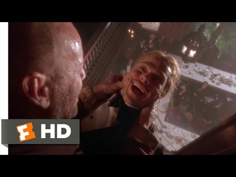 12 Monkeys (9/10) Movie CLIP - Jeffrey Reveals His Plan (1995) HD