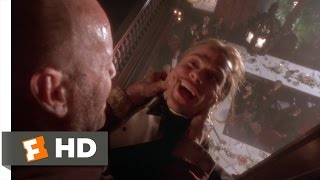 12 Monkeys (9/10) Movie CLIP - Jeffrey Reveals His Plan (1995) HD