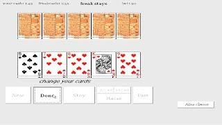 Freak Poker (Windows game 1994)