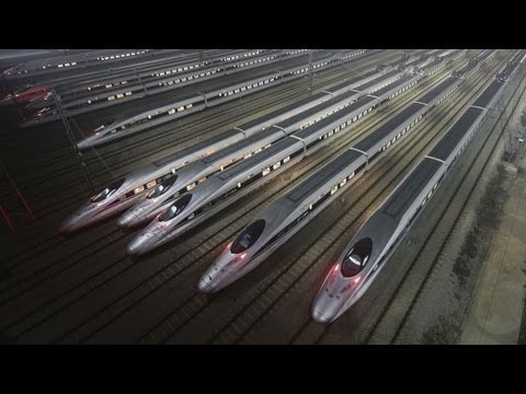 Is China's New High-Speed Train Worth the Trek?