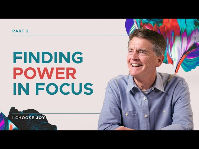 Understanding the Power of Focus, Part 2