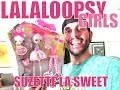 LALALOOPSY GIRLS SUZETTE LA SWEET DOLL REVIEW