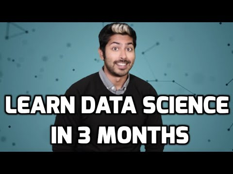 Learn Data Science in 3 Months