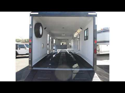 Enclosed Snowmobile Trailers in Park City - Selecting An Enclosed Cargo Trailer