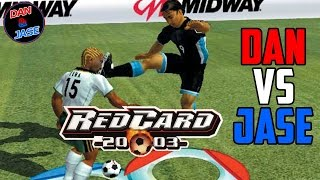 Red Card 2003 | Dan vs Jase - Round 3 - PS2