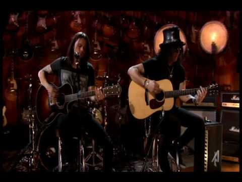 Slash feat Myles Kennedy Guitar Center Sessions Full part 3
