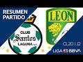 Santos Laguna Club Leon Goals And Highlights