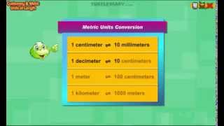 Metric Units of Length - Third Grade Math Lesson