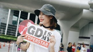"VLOG: Đi Bangkok quẩy ""Act III, M.O.T.T.E"" của G-Dragon | Mailovesbeauty"
