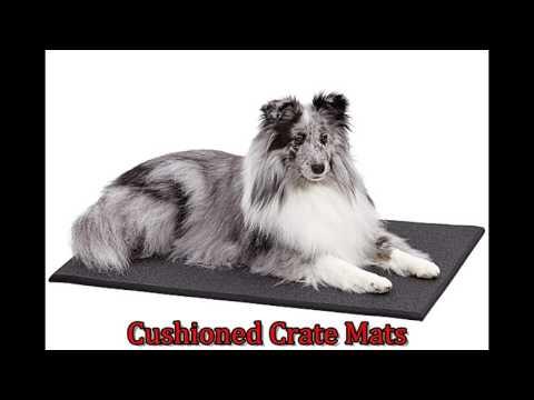 Cushioned Crate Mats
