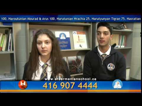 Nor Hai Horizon Armenian show, February 28 2015
