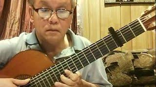 Trả Lại Em Yêu (Phạm Duy) - Guitar Cover by Hoàng Bảo Tuấn