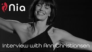 I Have To Share It: Interview with Nia Trainer Ann Christiansen