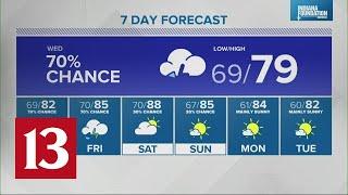 Live Doppler 13 Weather Forecast - June 8, 2021 screenshot 3