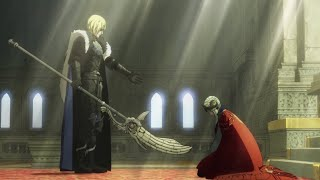 Edelgard try to kill Dimitri | Blue Lion Ending | Fire Emblem Three Houses