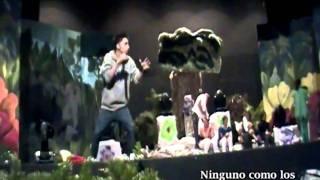 White Noise & D-Anel Ensayando el tema (TE VAS) En Mayaguez P.R. NAdie komo los originales