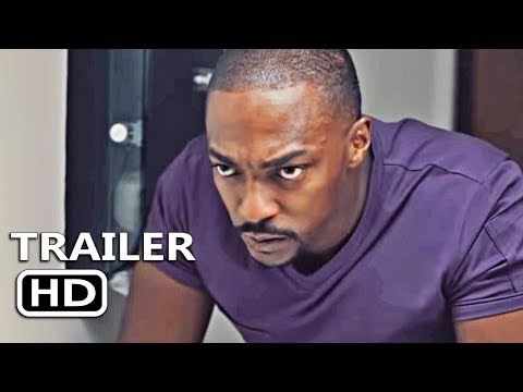 POINT BLANK Official Trailer (2019) Anthony Mackie, Frank Grillo Netflix Movie