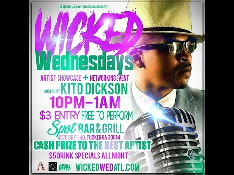 Wicked Wednesday March 15th