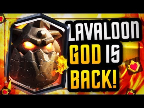 World's BEST Lava Hound Pro Shares ALL his SECRETS, TIPS, & DECK!