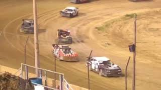 7-7-18  PLYMOUTH SPEEDWAY, IN  SS - F