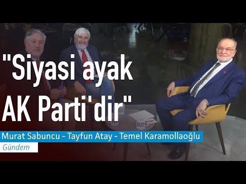 Karamollaoğlu: FETÖ'nün Siyasi Ayağı AK Parti'nin Kendisidir