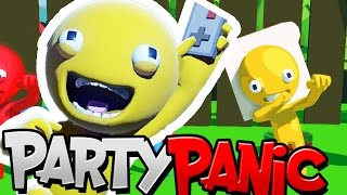 INSANE PARTY ANIMAL MINIGAMES (9000 POINT RUSH) - PARTY PANIC   JeromeASF