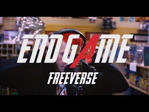 Ekoh- Marvel Avengers End Game Rap!