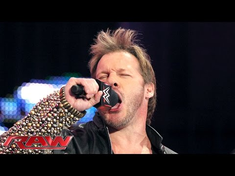 Thumbnail: Chris Jericho interrupts The New Day: Raw, January 4, 2016