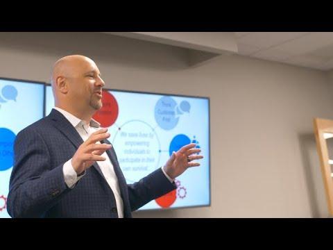 Dave Mueller - CEO Of ALICE Training Institute