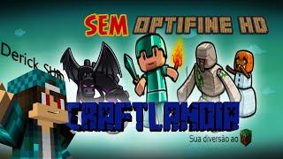 Como tirar o LAG do Launcher CraftLandia MINIGAMES ''SEM OPTIFINE'''