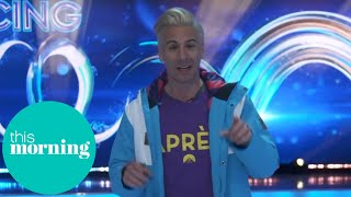 Exclusive First Look at New Dancing on Ice Covid Safe Studio   This Morning