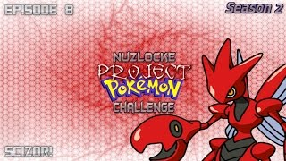 "Roblox Project Pokemon Nuzlocke Challenge - S2 #8 ""Scizor!"" - Commentaires en direct"