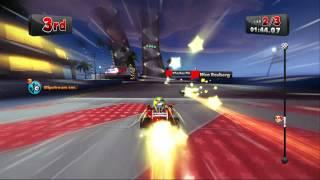 F1 Race Stars HD Gameplay Video - Xbox 360