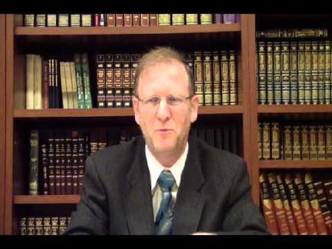 Lamentation Chapter 5 Part 2 9/9 Rabbi Weisblum איכה פרק ה הרב ויסבלום