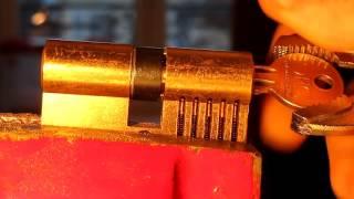 """impression de clé """"automatique"""" par foil impressioning (impression création de clé avec aluminium)"""
