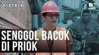 Distrik: Senggol Bacok di Priok