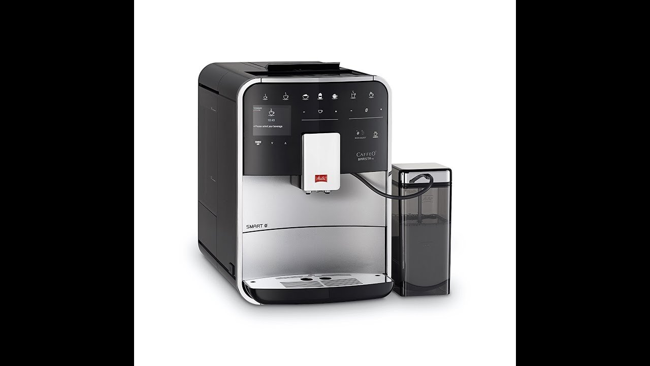 Melitta Barista Ts Smart F850 101 Coffee Maker